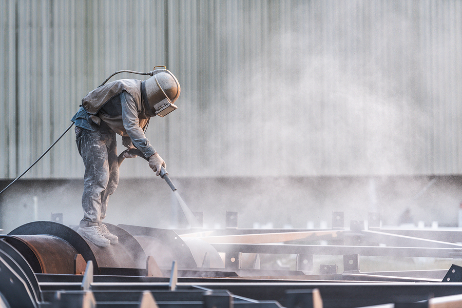 6 Benefits for Hiring Concrete Sandblasting Services Today